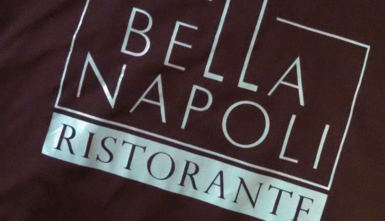 Bella Napoli Medium T-Shirt