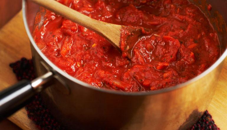 Bella Napoli's Home-made Pasta Sauce